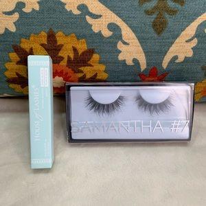 Huda Beauty Lashes & House of Lashes Glue Bundle